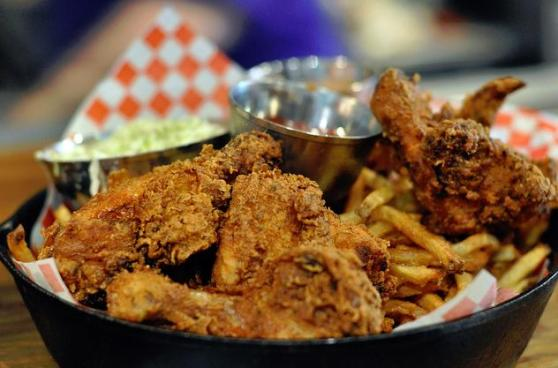 The Stockyards Buttermilk Fried Chicken