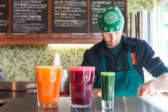The Big Carrot Juice Bar